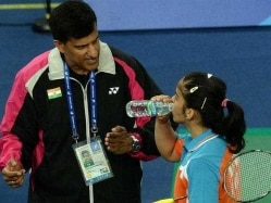 Saina Nehwal Will Battle Tough Path to Fitness And Form, Says Coach Vimal Kumar