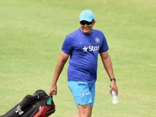 Anil Kumble Not Worried About Rankings As India Set For Grudge Series vs Windies