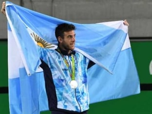 Juan Martin del Potro Awarded Wild Card for US Open After Rio Olympics Silver