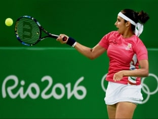 Sania Mirza-Barbora Strycova Get Seventh Seeding at Cincinnati