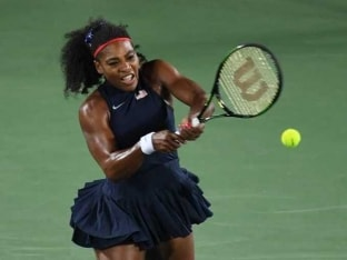 Serena Williams' Top Ranking Under Threat at US Open