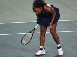 Serena Williams Suffers Shoulder Injury, Withdraws From Cincinnati Masters