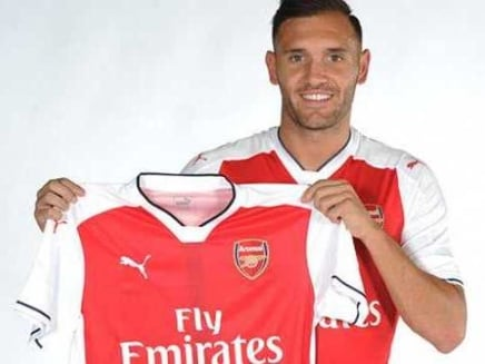 Arsenal Seal Move for Spanish Striker Lucas Perez