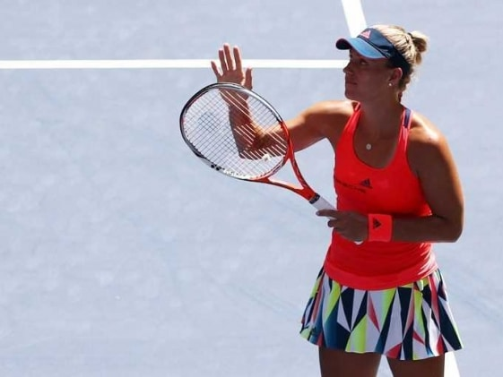 US Open: Angelique Kerber Makes Short Work of Ailing Polona Hercog