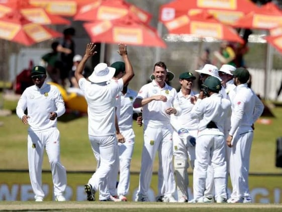 2nd Test: Dale Steyn Stars As South Africa Clinch 2-Match Series vs New Zealand 1-0