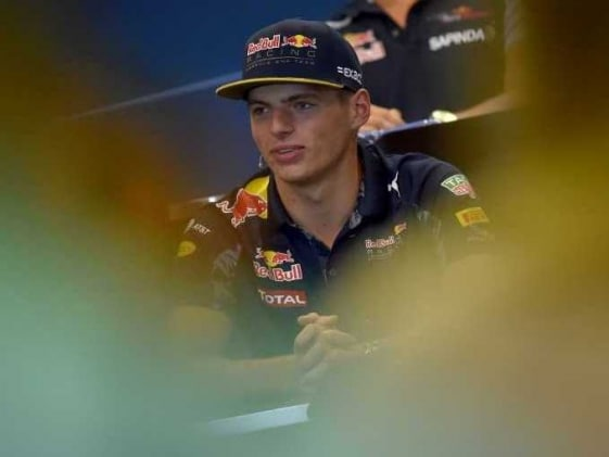 Belgian GP: Red Bull's Max Verstappen on Top in Time Sheets