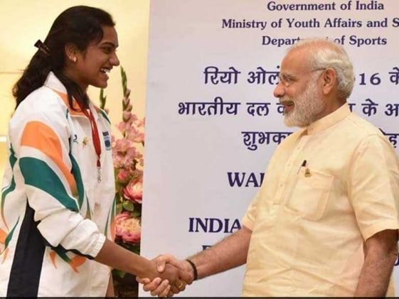 National Sports Awardees to Meet PM Narendra Modi in New Delhi