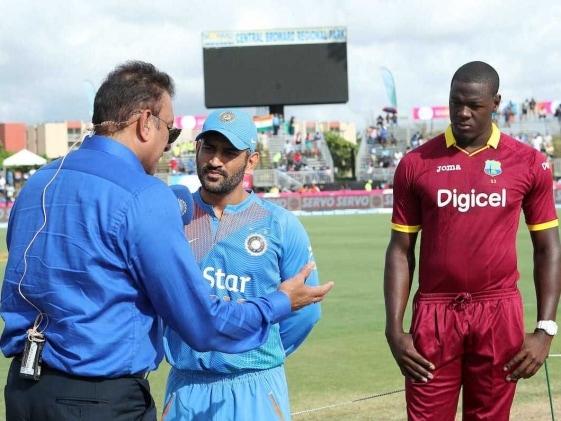 Cricket Live Score India vs West Indies 1st T20