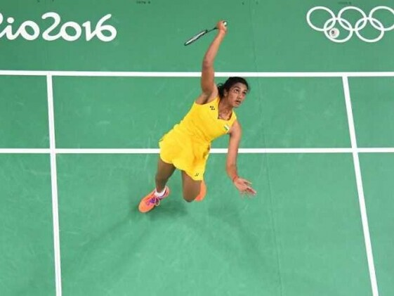 PV Sindhu, India's History-Maker at Rio Olympics 2016: 10 Points