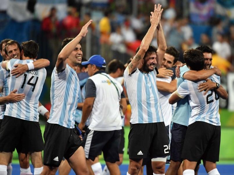 Rio 2016: Argentina Defeat Belgium, Win First-Ever Men's Hockey Gold