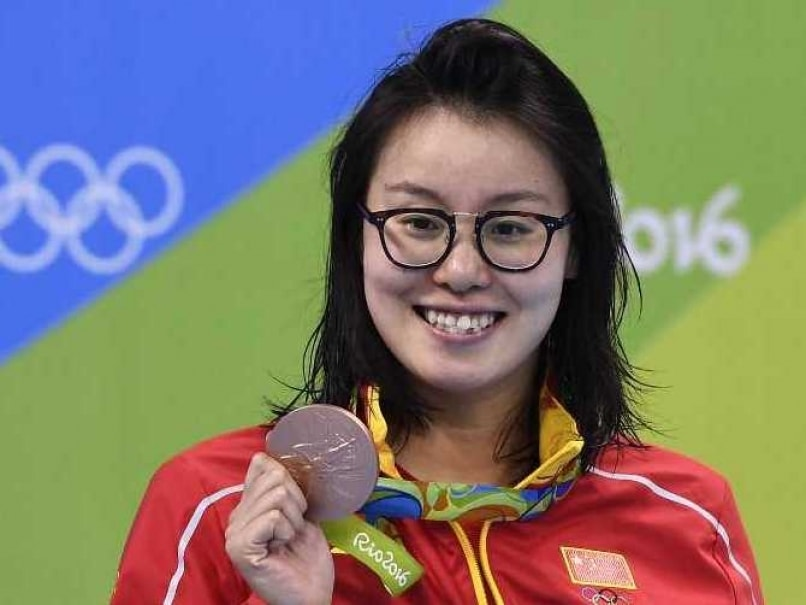 Rio 2016: Chinese Swimmer Wins Hearts Online By Talk About Her Period
