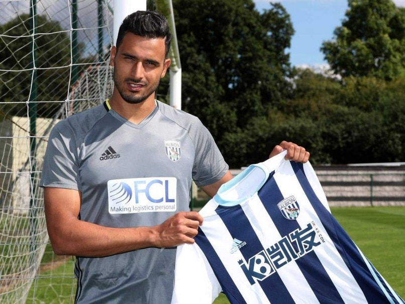 West Brom announce Chadli signing