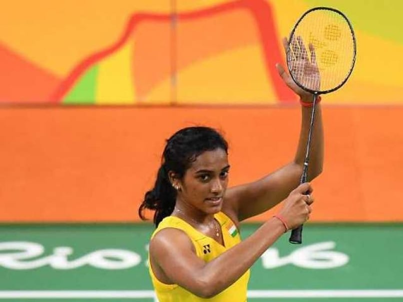 How PV Sindhu Reached Her First Olympic Semi-Finals ...