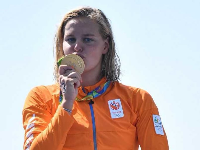 Rio 2016: Swimmer Van Rouwendaal Wins 10k Gold as More Open Water Controversy Flares
