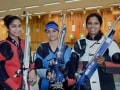 South Asian Games: India Win Three Gold in Shooting