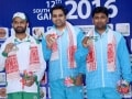 South Asian Games: Indian Dominance Continues in Taekwondo, Shooting