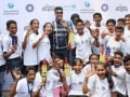 Umesh Yadav Interacts With Kids as World T20 Trophy Reaches Nagpur