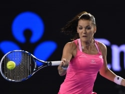 Agnieszka Radwanska, Angelique Kerber Crash Out of Madrid Masters