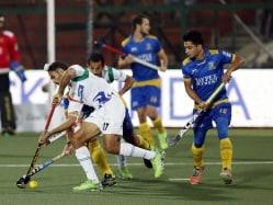 Uttar Pradesh Wizards Stun Punjab Warriors in Hockey India League