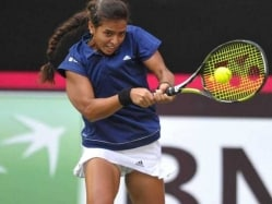 Fed Cup: Sania Mirza, Ankita Raina Help India Outplay Uzbekistan