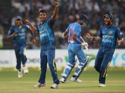 India All Out For 101 vs Sri lanka in First Twenty20