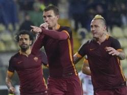 Edin Dzeko Shines as Roma Clinch Fourth Successive Win in Serie A