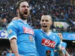 Serie A: Gonzalo Higuain Scores 24th Goal as Napoli, Juventus Pull Away