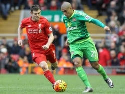 Liverpool Held by Sunderland, Everton Defeat Stoke City