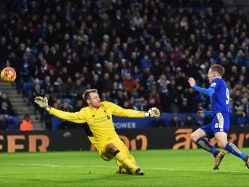 Jamie Vardy Commits Future to Leicester City F.C. After Wonder Goal