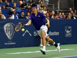 Kei Nishikori to Face US Teen in Memphis Final