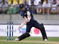 New Zealand's Santner in Doubt For Series Decider Against Australia