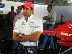 Narain Karthikeyan to Race Alongside Kamui Kobayashi