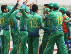 Under-19 World Cup: Zeeshan Malik, Saif Badar, Help Pak Finish Fifth