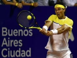 Rafael Nadal Returns With a Win in Buenos Aires
