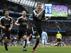 Robert Huth Fires Fairytale Leicester City F.C. Six Points Clear