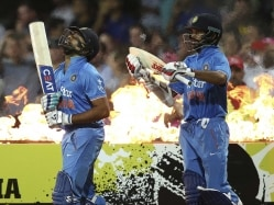 Rohit Sharma Aims For More Success With Opening Partner Shikhar Dhawan