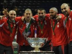 Novak Djokovic to Lead Serbia Against Kazakhstan in Davis Cup