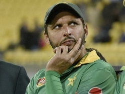 Pakistan Cricket Board Drops Shahid Afridi's Farewell Game Plans: Source