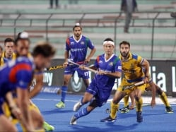 Uttar Pradesh Wizards Hammer Punjab Warriors in Hockey India League