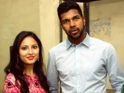 Varun Aaron Marries Childhood Friend at Jamshedpur Court