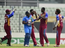 Under-19 World Cup: West Indies Bowlers Dismiss India For 145 in Final