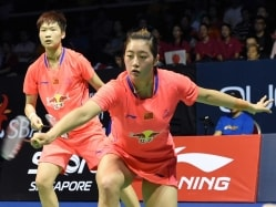 Chinese Shuttler Yu Xiaohan Banned For Doping