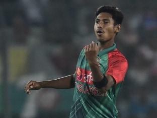 Mustafizur Rahman Likely To Undergo Surgery For Injured Shoulder
