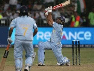 Yuvraj Singh, Chris Gayle Blazed Away to Glory -- Top-10 Knocks in ICC World Twenty20