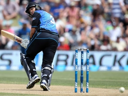 Ross Taylor Ruled Out of First Test Against Australia, Tim Southee Included
