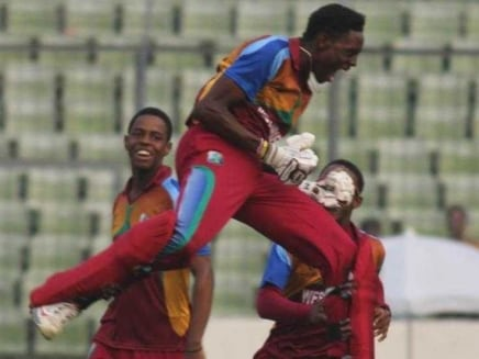 Under-19 World Cup: West Indies Defeat Bangladesh By Three Wickets to Set Up Summit Clash Against India