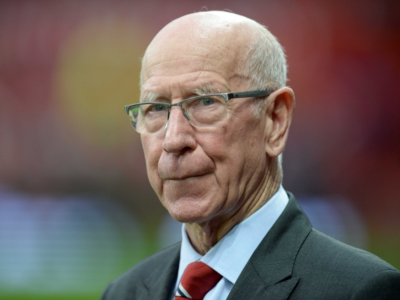 Manchester United to Name Old Trafford Stand After Bobby Charlton - Football News