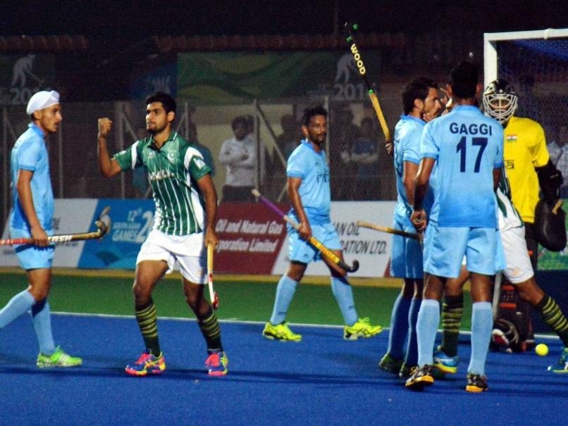 India vs Pakistan Asian Games 2014 Hockey Final Match