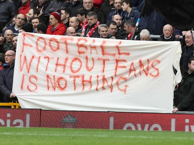 Liverpool F.C. Apologize To Fans, Scrape Controversial Price Hike