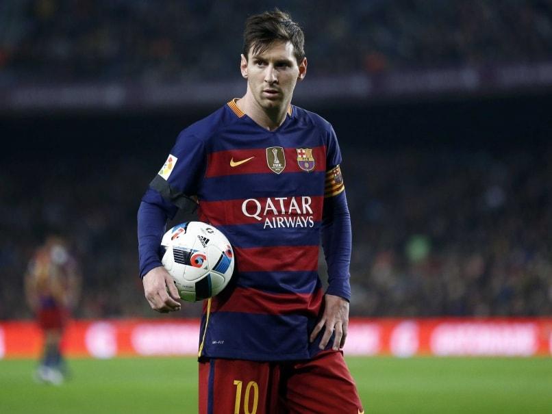 Lionel Messi Re...